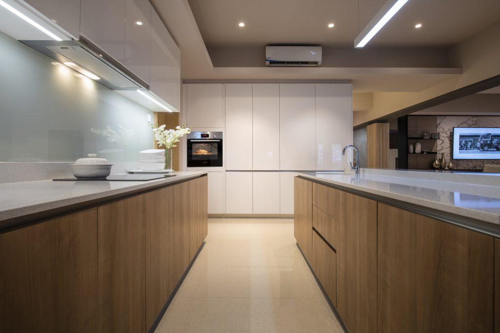 Type A & A1 Kitchen